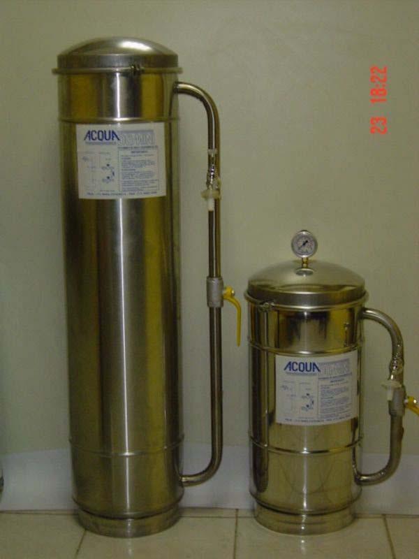 Distribuidor De Filtro De Água