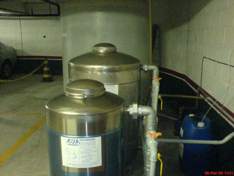 Instalação De Filtro De Água