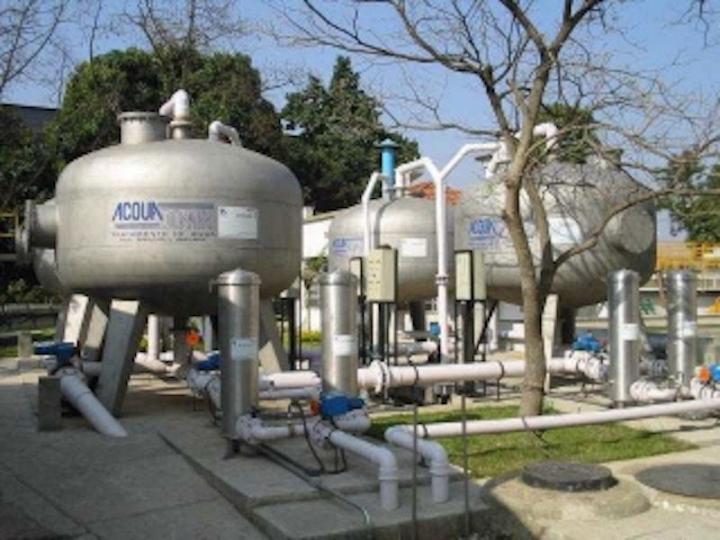 Projeto tratamento de agua