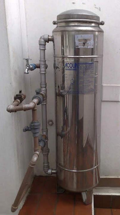 Sistema de tratamento de agua